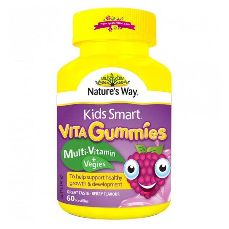 way nature gummies vita smart multi vitamin vitamins vegies natures