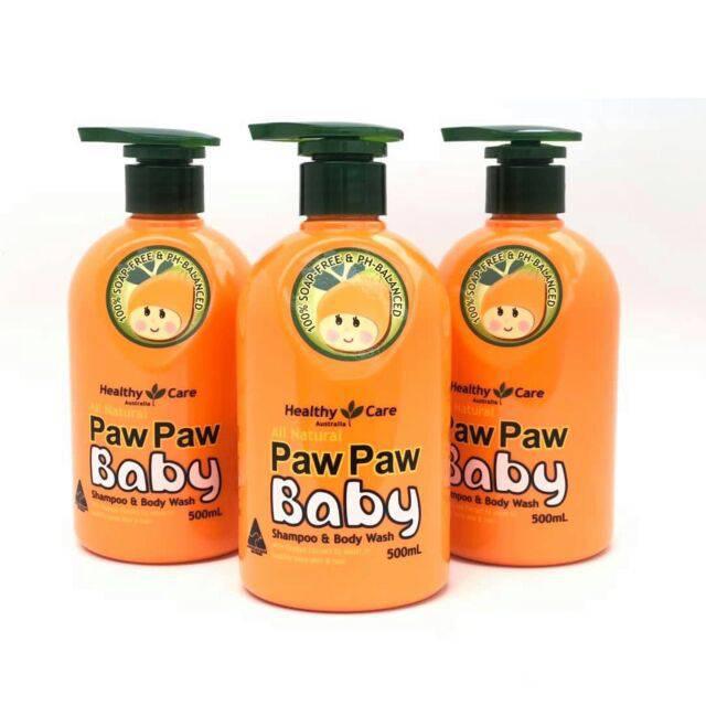 Paw Paw Baby Healthy Care Úc dành cho bé