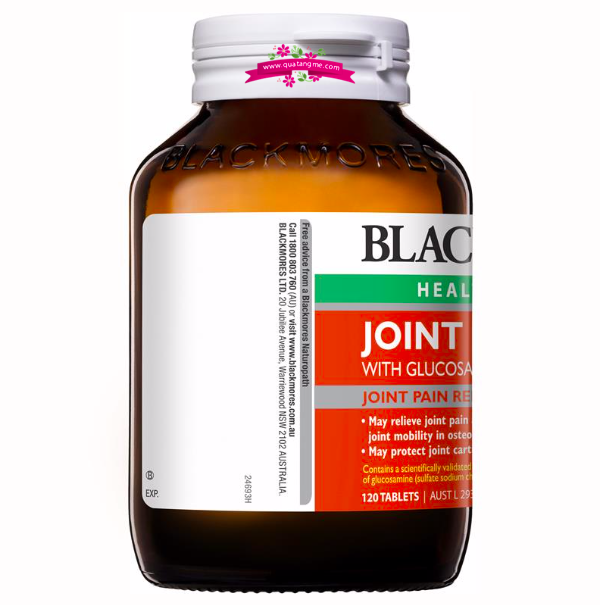 Blackmores Joint Formula 120 Tablets
