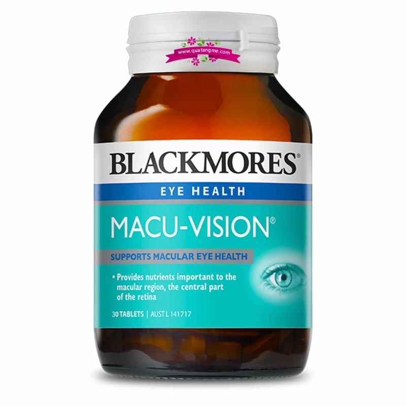 Blackmores Macu-Vision 30 Tablets