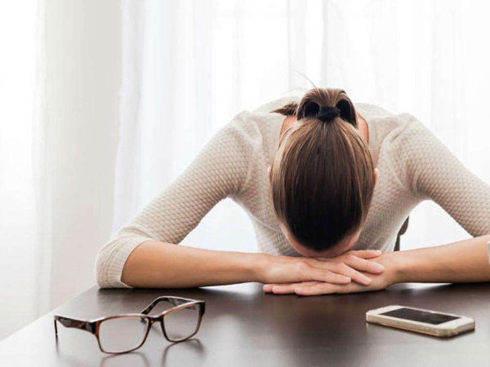 công việc hàng ngày sẽ khiến bạn mệt mỏi