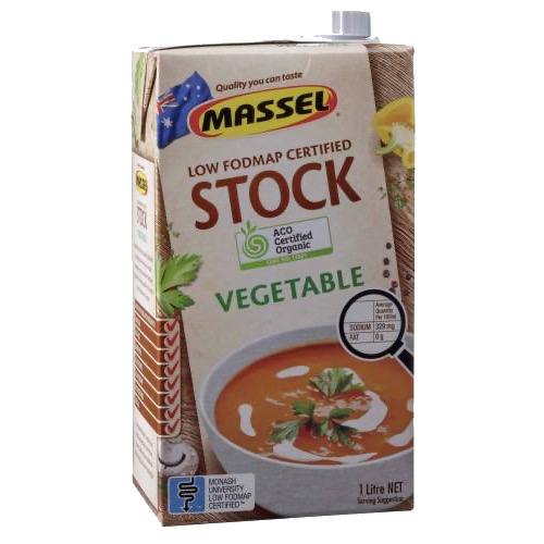 Massel Organic Liquid Stock Vegetable