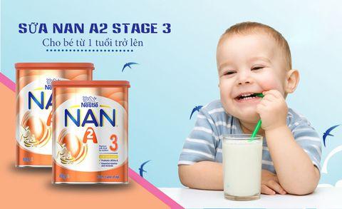 Sữa Nan A2 ÚC