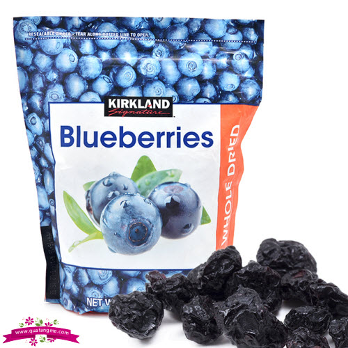 Blueberries Kirkland 567g