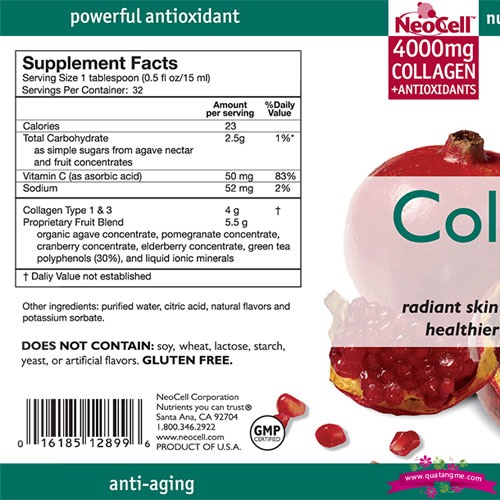 neocell collagen +c