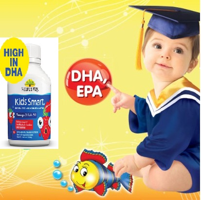 Kids smart omega3 fish oil