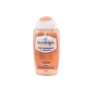 Femfresh Daily Intimate Wash 250ml - Dung dịch vệ sinh phụ nữ
