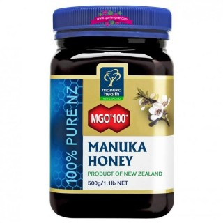 MẬT ONG MANUKA HEALTH NEW ZEALAND - MGO 100+